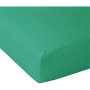 Nyári műszál töltetű paplan extra hosszú 140x220 cm - törtfehér - kék mintás