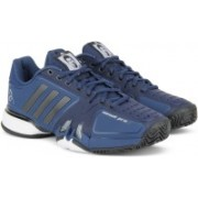 ADIDAS NOVAK PRO Tennis Shoes For Men(Navy, Black)