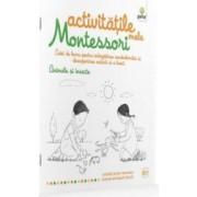 Animale si insecte - Activitatile mele Montessori