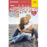 Harlequin Zwoele Liefdes - Verliefd aan de Middellandse Zee - Rebecca Winters, Diana Hamilton, Sara Craven - ebook