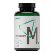 Puori M3 Magnesium / Zink 120 Kapslar