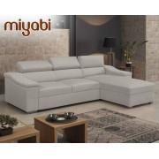 Sofá cama extraíble de tela Miyabi de HOME