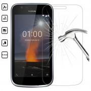 Protector de Ecrã em Vidro Temperado para Nokia 1 - Transparente Cristal