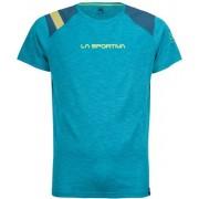La Sportiva Tx - T-Shirt trekking - uomo - Light Blue