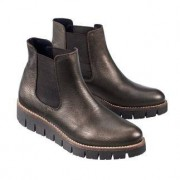 Apple of Eden Chelsea-Boots, 36 - Bronze