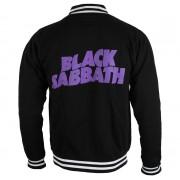 mikina pánská Black Sabbath - Wavy Logo - ROCK OFF - BSVARS01