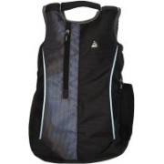 Clubb College Backpack Dual Tone Edition 8 L Backpack(Black, Grey)
