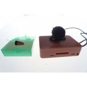 Spy sluchátko set - ultravýkonné 7W zesilovač