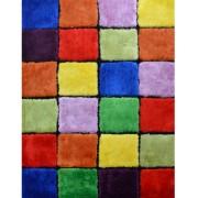 Tempo Kondela, Koberec, červená/zelená/žltá/fialová, 200x300, LUDVIG TYP 4