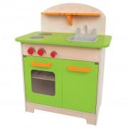 Hape Gourmet E3101 Cucina per bambini verde