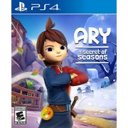 Maximum Games Ary and the Secret of Seasons Standard Edition PlayStation 4