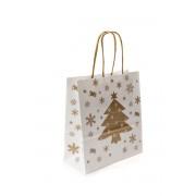 Vánoční dárková taška 180x80x200 mm Avantgard 937-1