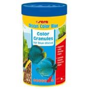 SERA - Discus color blue 250 ml