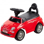 Masinuta fara pedale Fiat 500 Sun Baby, suporta maxim 25 kg, 12 luni+, rosu