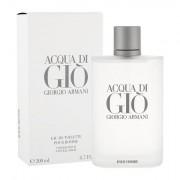 Giorgio Armani Acqua di Giò Pour Homme eau de toilette 200 ml uomo