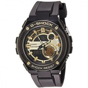 G-Shock G Analog-Digital Gold Dial Mens Watch-GST-210B-1A9DR (G694)