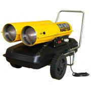 Master B300CED gázolajos hőlégfúvó (88 kW)