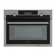 AEG KME561000M Built In Combination Microwave - Stainless Steel