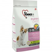 1ST CHOICE DOG PUPPY TOY&SMALL BREEDS SKIN & COAT 2.72 KG