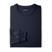 ランズエンド LANDS' END メンズ・スーパーT/長袖/Tシャツ(クラシック ネイビー)