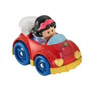 Fisher-Price Little People Disney Wheelies Princess Snow White Baby Toy
