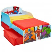 Avengers Marvel Avengers juniorsäng med - Marven avengers barnsäng 67069