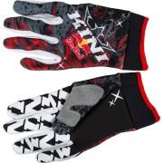 KINI Red Bull Motorradhandschuhe kurz KINI Red Bull Revolution Handschuh schwarz 9 schwarz