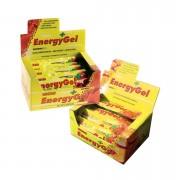 High5 Sports Energy Gel Plus - Box of 20 - 20sachets - Box - Raspberry/Caffeine
