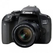 CANON EOS 800D + 18-55mm,