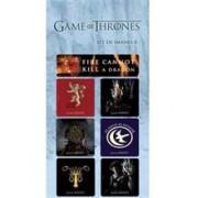 Set 6 Magneti Game Of Thrones Magnet Set B