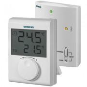 Termostat digital neprogramabil fara fir Siemens RDH100RF Set