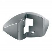 Corner bracket for LBS motion detector, silver