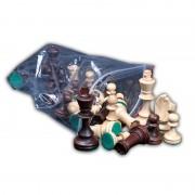 Set de piese de șah din lemn Staunton 6