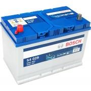 Bosch S4 12V 95Ah 800A Bal+ ázsiai autó akkumulátor