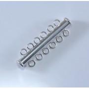 Incuietori cu click 6-6, Argint 925