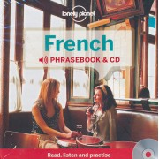 Woordenboek Phrasebook & CD French - Frans | Lonely Planet