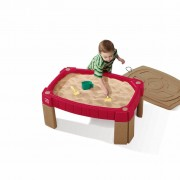 Step2 Sand Table Naturally Playful Red 759400