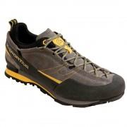 La sportiva Pánské Trailové Boty La Sportiva Boulder X Grey/yellow 44,5