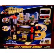 Dyna City City Parking Garage