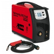 Aparat de sudura Telwin TECHNOMIG 215 DUAL SYNERGIC MIG-MAG 230V Rosu