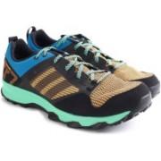 ADIDAS KANADIA 7 TR M Men Running Shoes For Men(Black, Blue, Green)