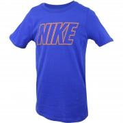 Tricou copii Nike Ctn Nike Block Yth 822468-480