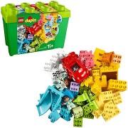 LEGO DUPLO Classic 10914 Deluxe elemtartó doboz