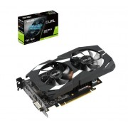 VGA Asus DUAL-GTX1660TI-O6G, nVidia GeForce GTX 1660 Ti, 6GB, do 1830MHz, 36mj (90YV0CT2-M0NA00)