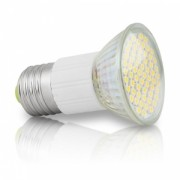 Whitenergy bec LED - E27 - 60 SMD 3528 - 3W - 230V - alb cald - reflector