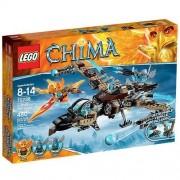 LEGO Legends Of CHIMA 70228 Vultrixs Sky Scavenger New In Box #70228 480pcs /item# G4W8B-48Q24592