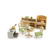 Set Jucarii Sylvanian Families Country Kitchen