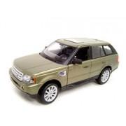 Range Rover Sport Green 1:18 Diecast Model