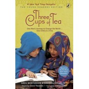 Three Cups of Tea: One Man's Journey to Change the World... One Child at a Time, Paperback