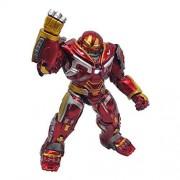 Huangyingui Iron Man MK44 Anti-Hulk Modelo de Personaje de Personaje de acción de máquina blindada 20 cm